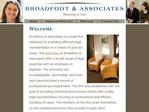 Broadfoot & Associates, Attorneys at Law